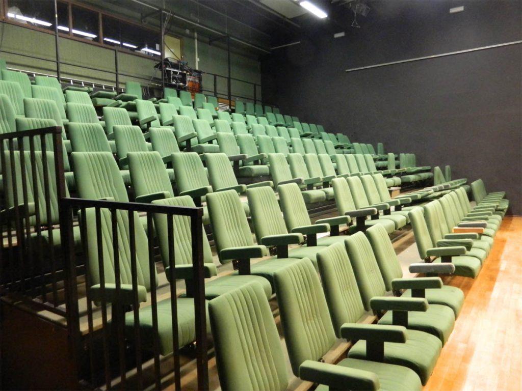 <b>Salle Genton</b><br />MJC Laënnec Mermoz