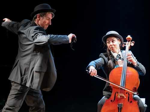 <b>Chapeau M. Satie !</b> - 14 au 17 oct 2020<br />Maison Pour Tous - Salle des Rancy